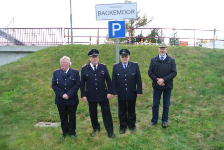 Parkplatz Backemoor2